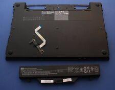 HP Notebook ProBook 4515s-Restteile-Leer-Gehäuse-Chassis,Akku,Ein-/Aus-Schalter