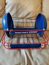 Snickers Candy Nfl Helmet Display 2 Tier Rack