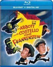 Abbott and Costello Meet Frankenstein Blu Ray Region 1 Fre