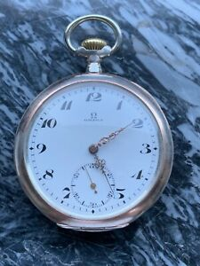 Omega Taschenuhr   Pocket watch