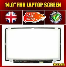 """REPLACEMENT IBM LENOVO THINKPAD T470s 14"""" LED FHD LAPTOP SCREEN 30 PINS PANEL"""