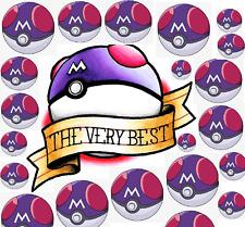 20 Master ball~ Pokemon Sword And Shield Master ball ~ Master Ball Bundles~Best