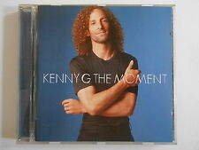 KENNY G : THE MOMENT  - [ CD ALBUM ] --> port gratuit