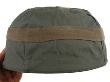 WWII GERMAN FALLSCHIRMJAGER PARATROOPER M38 HELMET COVER GREY-33358