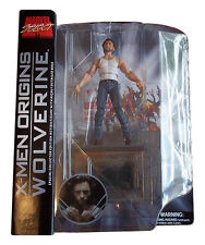 Wolverine Hugh Jackman 6in Figure Marvel Select X-men Origins Movie