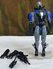 GI JOE Valor v Venom Electric Eel v3 Cobra diver 2005 action figure complete