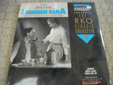 The RKO Classic Collection I REMEMBER MAMA LASER DISC