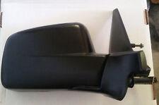 RANGE ROVER SIDE ELECTRIC MIRROR GLASS RH BLACK RANGE P38 97-00 AWR5289 OEM