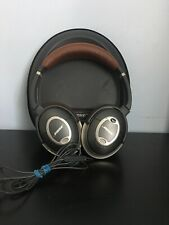 Bose quietcomfort 15 headphones LIMITED EDITION BROWN Comes With Case Not Tested