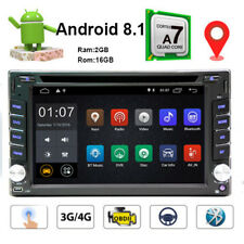 Android 9.0 4G WiFi Double 2DIN Car Radio Stereo DVD Player GPS Navi +Camera