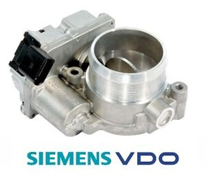 VDO Throttle Body For Audi A4 A5 A6 A8 Q5 Q7 VW Phaeton Touareg 2.7 3.0 TDI
