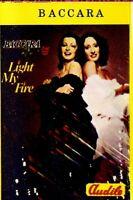 Baccara .. Light My Fire.. Import Cassette Tape