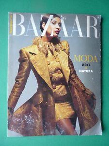 Harper's Bazaar Magazine Italy-France August 1991 August Fashion Modes Fashion