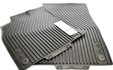 Genuine Audi All Weather Floor Mats (FRONT) 2009 - 2016 A4 8K1-061-221-041