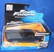 FAST & FURIOUS MOVIE LETTY'S PLYMOUTH BARRACUDA 1:32 DIE CAST COLLECTOR CAR