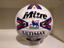 Mitre ULTIMAX Premier League Official Match Ball of 1995/2000