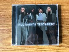 ALL SAINTS ‎– TESTAMENT (CD) Brand NEW Sealed