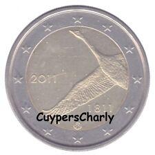 Finland 2011 2€ UNC 200 jaar Finse Bank