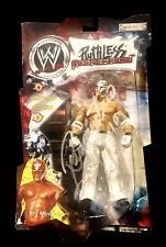 WWE RUTHLESS AGGRESSION SERIES 1 REY MYSTERIO JR HAND SIGNED TOY WITH PROOF COA