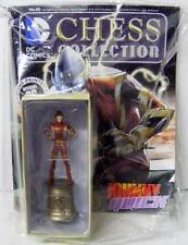 DC COMICS CHESS COLLECTION NUMBER 80 JOHNNY QUICK MAGAZINE & FIGURE SEALED