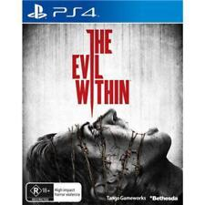 Evil Within Playstation 4 PS4