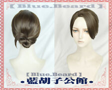 Detroit Become Human Kara Anime Costume Cosplay Hair Wig