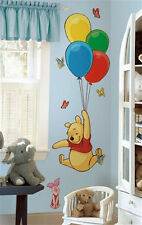 Winnie the Pooh & Piglet Giant Peel & Stick Wall Decal Sticker, NEW SEALED