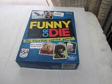 FUNNY OR DIE: The Hilarious Caption Game! Match Card Captions & Photos - Hasbro