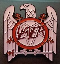 Slayer - Eagle - Enamel With Double Pin