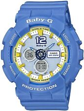 CASIO Baby-G BA-120-2BJF Woman's New with Box