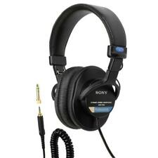 Sony MDR7506 Professional Large Diaphragm Headphone (MDR-7506)