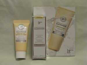 IT Cosmetics 'Confidence In A Cleanser' Hydrating Cleansing Serum 20ml Travel Sz