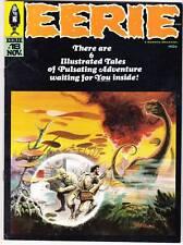 Eerie #18 - Warren horror 1968 - Tom Sutton cover and story - Roy Krenkel
