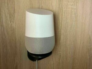 Google Home Wall Mount / Holder in Black