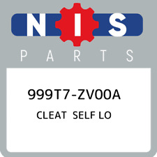 999T7-ZV00A Nissan Cleat self lo 999T7ZV00A, New Genuine OEM Part