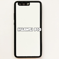 2D Rubber Sublimation Blank Case for Huawei P10
