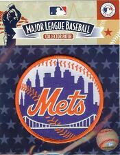 New York Mets Orange Team Jersey Logo Patch - 100% Authentic & MLB Licensed