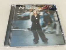 Avril Lavigne - Let Go (Cd, 2002, Arista)