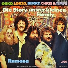 "7"" OKKO LONZO BERRY CHRIS & TIMPE Shame And Scandal In The Family SHAWN ELLIOTT"