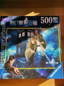 Ravensburger DOCTOR WHO 500 piece JIGSAW PUZZLE, complete