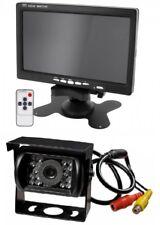 Funk Rückfahrsystem 7 Monitor 120° Auto KFZ Rückfahrkamera Transporter Wohnmobil