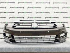 CR ORIGINALE VW Touareg III R-LINE ADESIVI lateralmente Emblema Parafango porta OEM