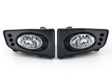 FRONT CAR FOG LAMP FOR HONDA FIT / JAZZ G TYPE 2008~2010 (RHD) /1Pair With Bulbs