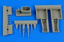Aires 1/48 Supermarine Attacker F.1/FB.2 wheel bay for Trumpeter kit  # 4626