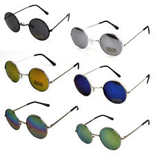 Rundbrille Sonnenbrille Retro John Lennon 70er Hippie Kult Ozzy Osbourne NEU!