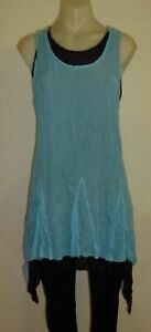 Womens ladies clothes tunic top dress size 14 16  20 t shirt top NEW