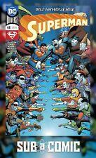 SUPERMAN #44 (DC 2018 1st Print) COMIC