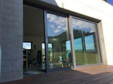 Aluminium windows Schüco AWS 75.BS.SI - made to any size, anodized