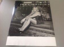 ELGA ANDERSEN - Photo de presse originale 21x27cm