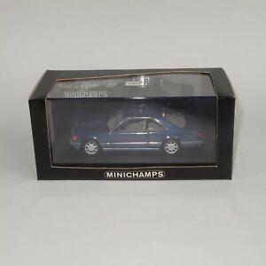 Minichamps 1994 Mercedes Benz E Class Coupe Blue